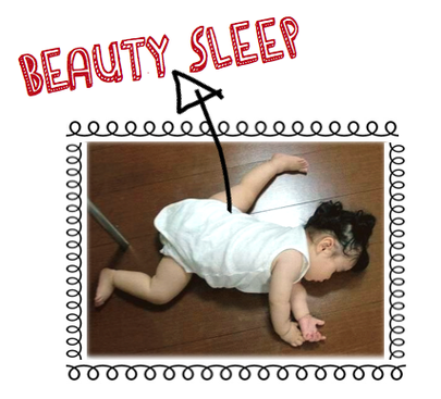 The English Student, English Student, English student blog, ESL blog, ESl websites, Esl tutor Seattle, English blog, Beauty sleep, what is beauty sleep, ESL idioms, sleeping child